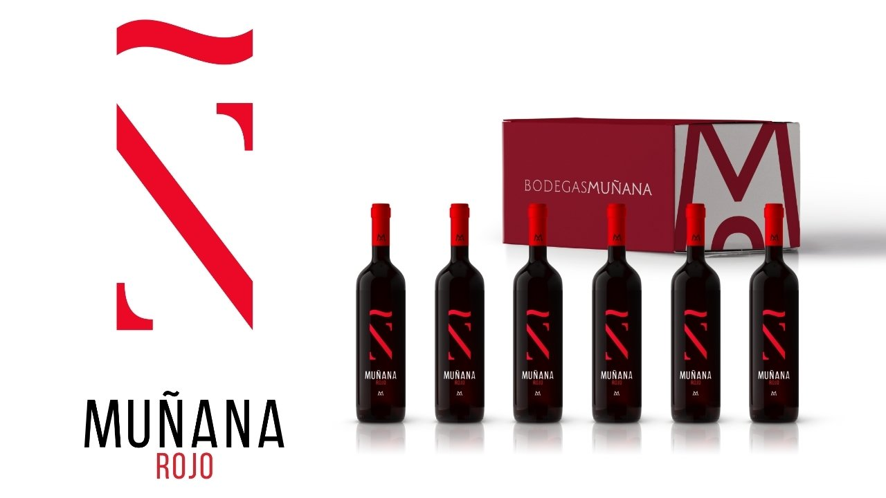 Muñana Rojo 2016 Caja 6 Unidades