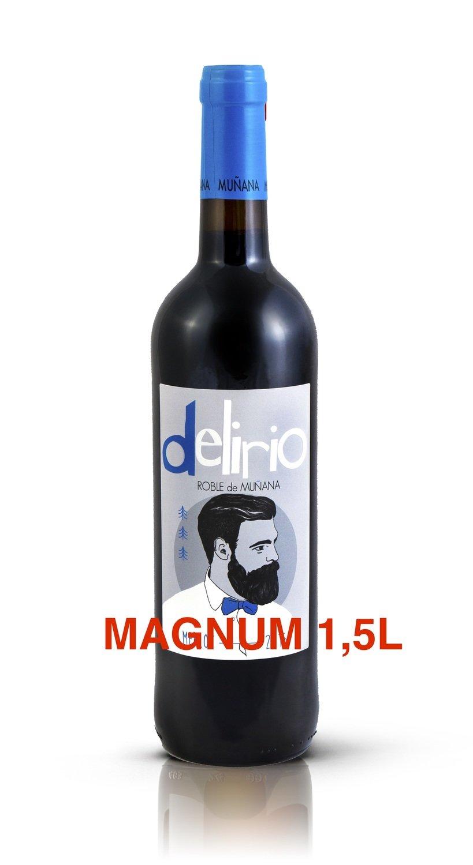 MAGNUM Delirio Roble de Muñana 2016 1500 ml