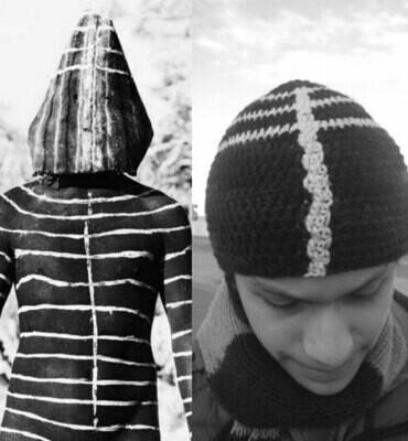 Hats Selknam / Gorros Selknam