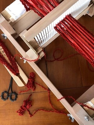 Loom workshop / Taller Online de Telar Maria