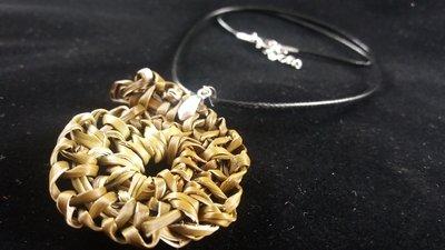 Junquil Ammonite Jewelry Set / Conjunto Ammonite Junquillo