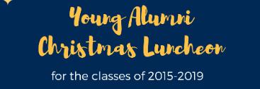 Young Alumni Christmas Luncheon