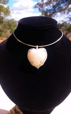 Available: Heart of Sedona Promise Crystal City of Light LOVE Lightworkers  Sale $333/555.00