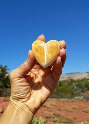 33 Golden Ray of Christos  Sedona White Light Heart Crystal Universal Healer  LOVE & Miracles