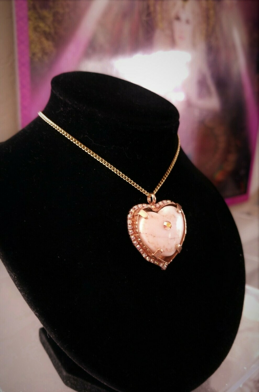 Heart of Sedona Promise Crystal City of Light LOVE  Sale $244.00/333.00