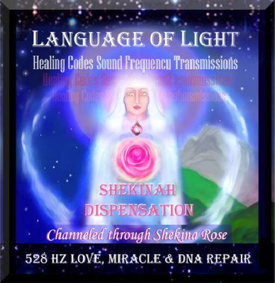 Language of light healing codes Sound Transmissions  528 Hz Transformation  {Direct Download}