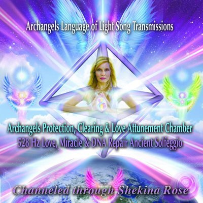 Archangels Protection, Clearing & Love Attunement Chamber 528 Hz Love, Miracle & DNA Repair Ancient  {Direct Download}