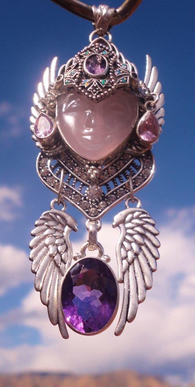 Atlantean High Priestesses White light angels of Shekinah  crown