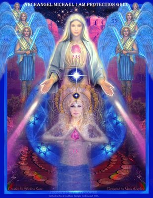 Archangel Michael I am Protection Grid ~ download