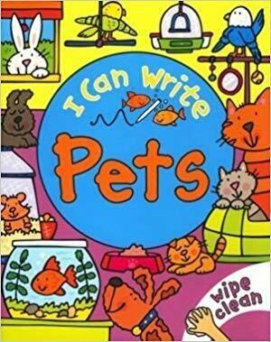 I Can Write: Pets