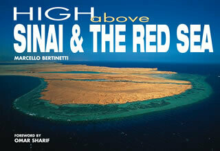 High Above Sinai & the Red Sea