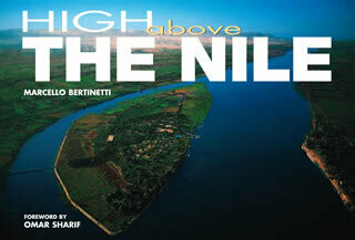 High above the Nile