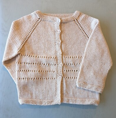 Cream Jacket (Large)