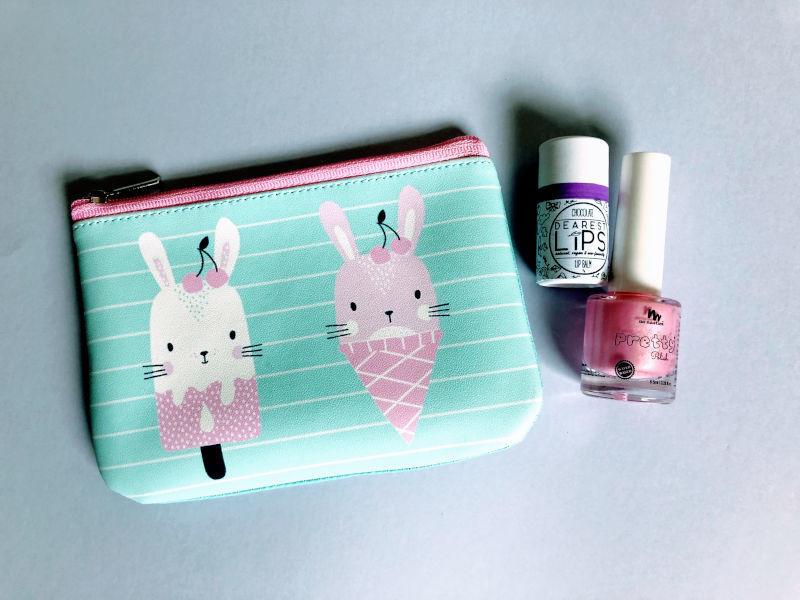 Play Makeup Gift Bag - Bunny Ice Cream