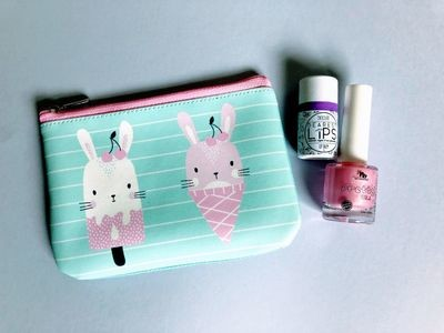 Play Makeup Gift Bag - Bunny Ice Cream