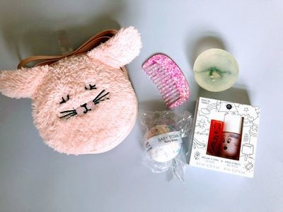 Play Makeup Gift Bag - Fluffy Bunny 2
