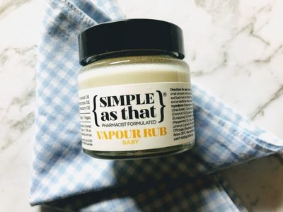 Simple As That Vapour Rub Baby 50g