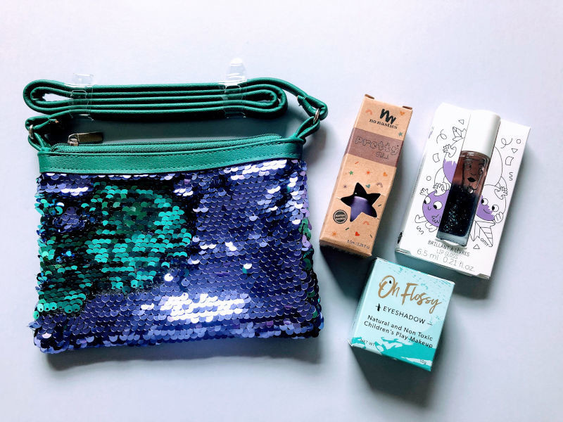 Play Makeup Gift Bag - Purple Mermaid 1