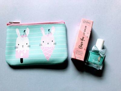 Play Makeup Gift Bag - Bunny Ice Cream 3