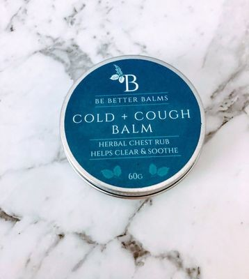 Be Better Balms - Cold + Cough Balm