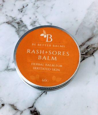 Be Better Balms - Rash + Sores Balm