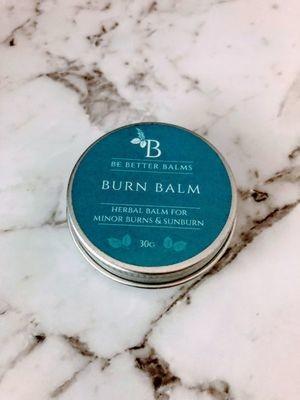 Be Better Balms - Burn Balm