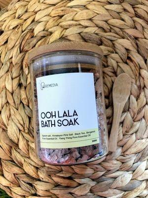 Sal Remedia Ooh La La Bath Soak - full size