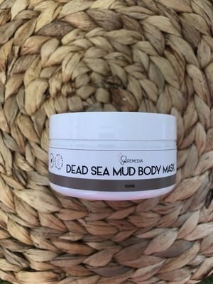 Sal Remedia Dead Sea Mud Mask - full size