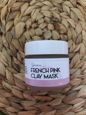 Sal Remedia French Pink Clay Mask - full size