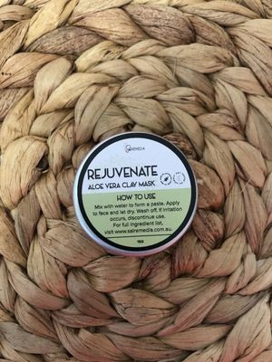 Sal Remedia Rejuvenate Aloe Vera Clay Mask - mini