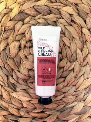 Sal Remedia Wild Rose Hand Cream
