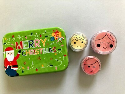 Play Makeup Gift Bag - Christmas Tins