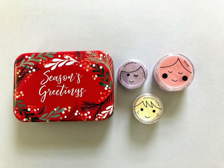 Play Makeup Gift Bag - Christmas Tins