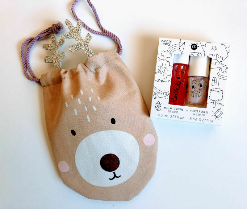 Rudolph Christmas goody bags
