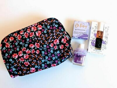 Play Makeup Gift Bag - Floral