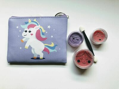 Play Makeup Gift Bag - Rainbow Unicorn