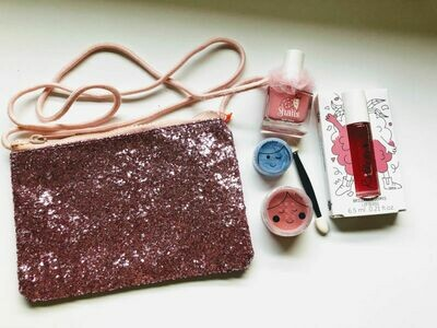 Play Makeup Gift Bag - Pink Sparkles