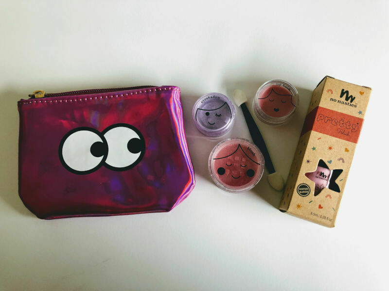 Play Makeup Gift Bag - Googly Eyes