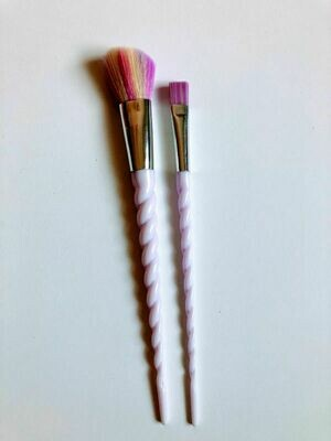 Makeup Brushes Duo