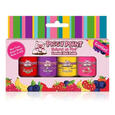 Piggy Paint Scented Silly Unicorns Nail Polish Set