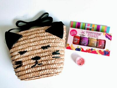 Play Makeup Gift Bag - Piggy Paint