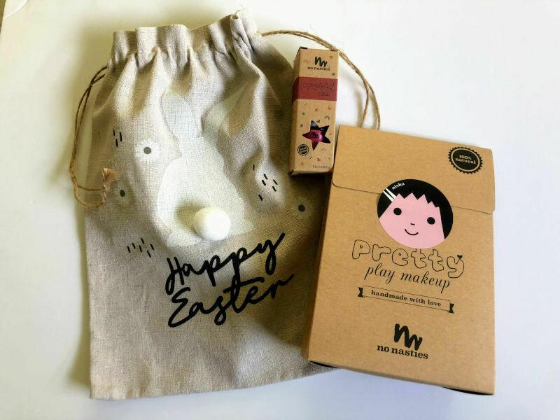 Play Makeup Gift Bag - Easter Bunny Nisha