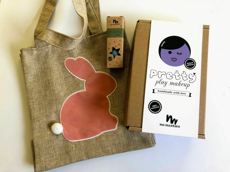Play Makeup Gift Bag - Pom Pom Bunny 4