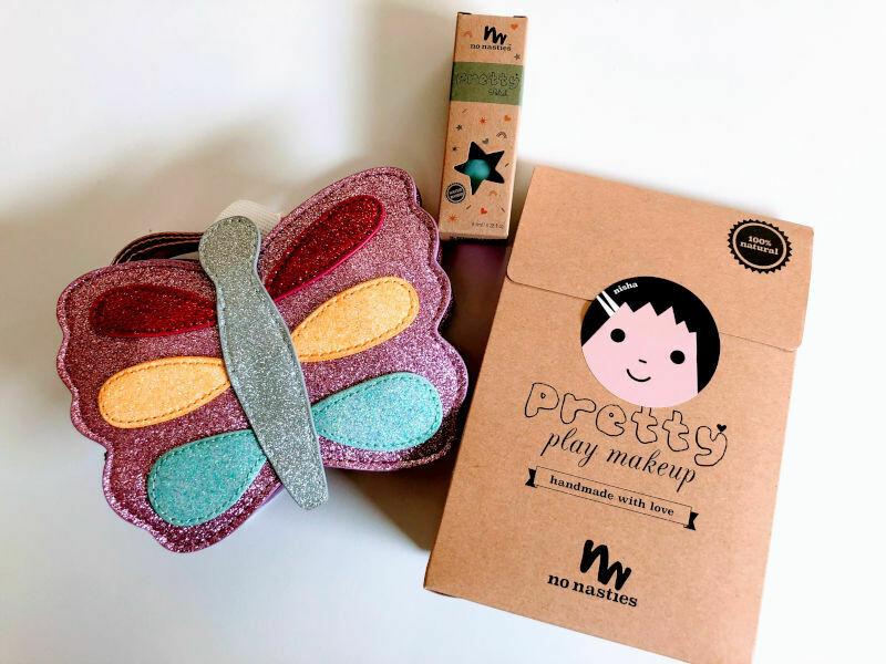 Play Makeup Gift Bag - Butterfly Nisha