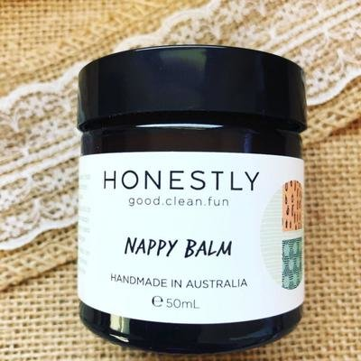 Honestly Nappy Balm