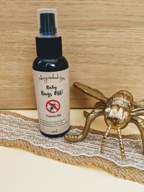 Melvory Skincare Insect Repellent