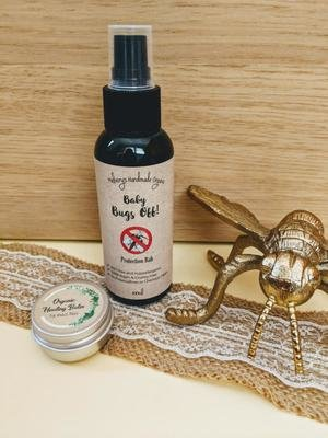 Melvory Skincare Insect Repellent and Mozzie Balm