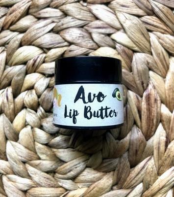 Melvory Skincare Organic Avo Lip Butter