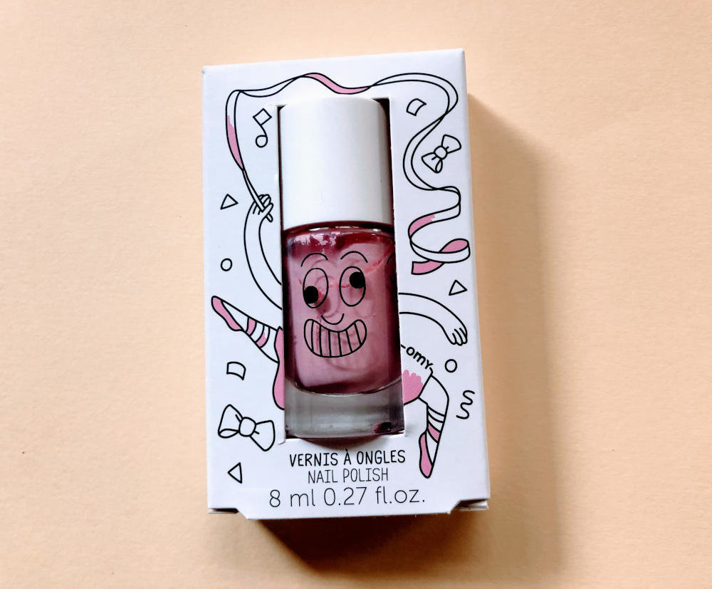 Nailmatic kids nail polish light pink
