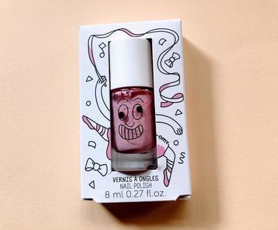 Nailmatic kids nail polish light pink